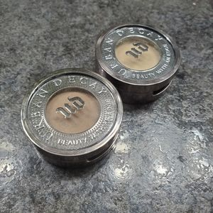2 Urban Decay Shadow Singles